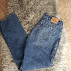 Levi's,  Women's jeans,  Size (12 ) 31/32